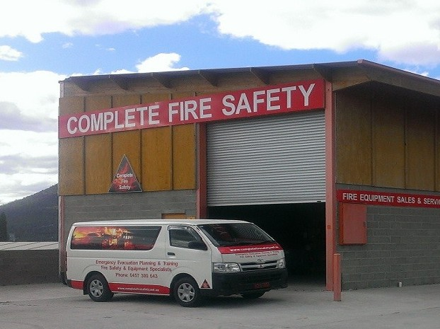 Complete Fire Safety